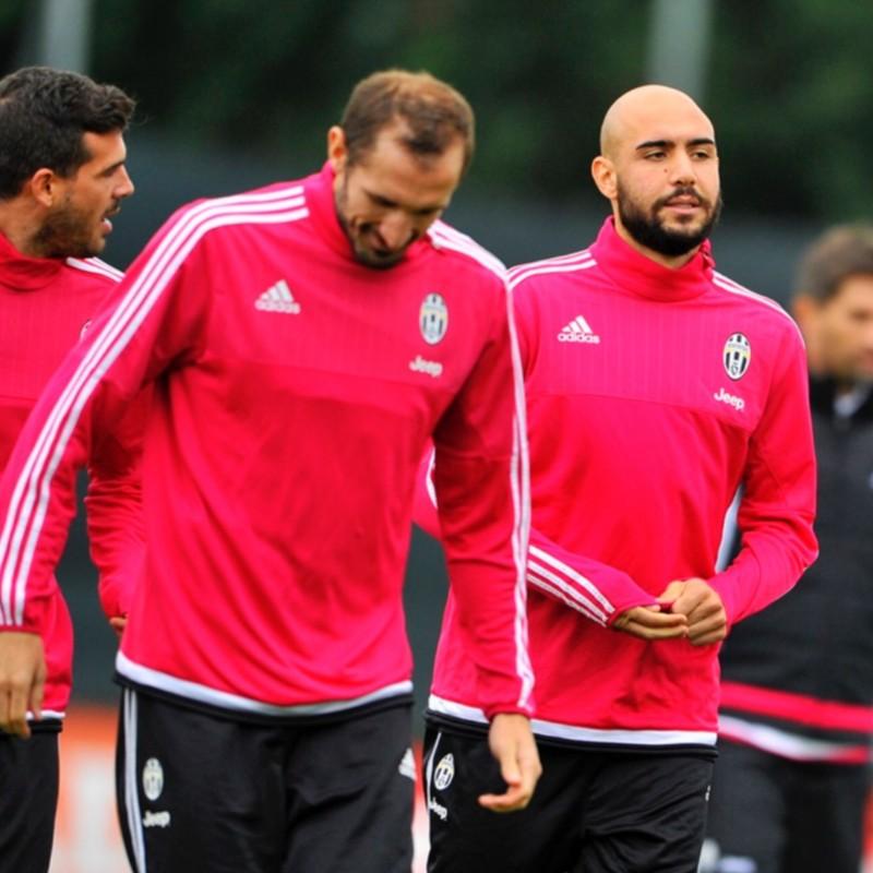 Juventus Training Kit, 2015/16 Season