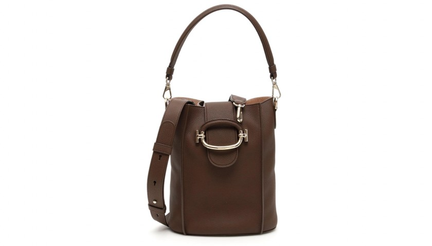 Tod's TT Ring Bucket Bag