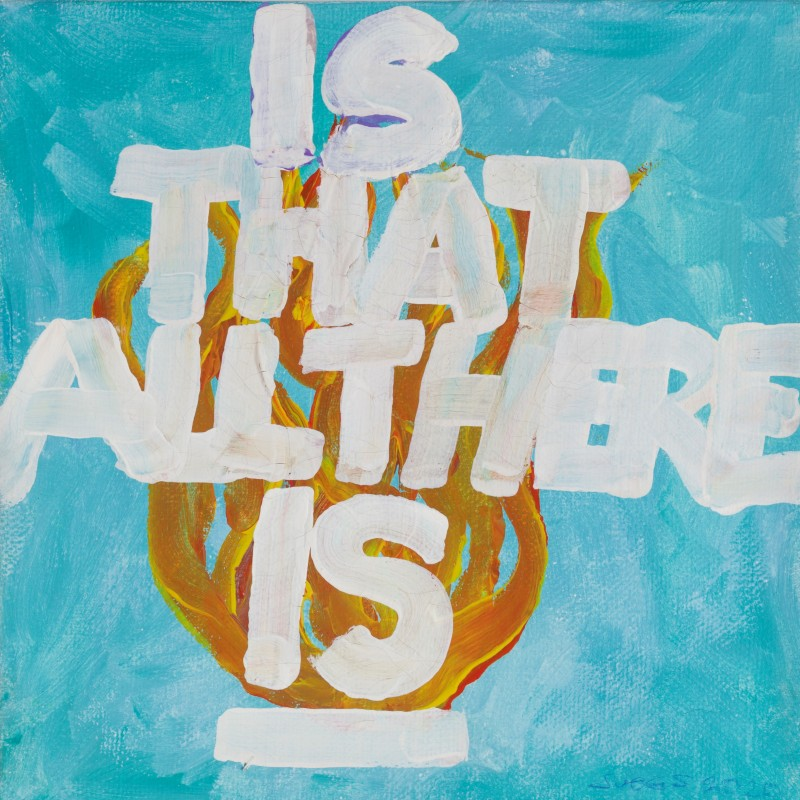 """""""Is That All There Is - No.2"""" by Suggs inspired by Peggy Lee's Song"""