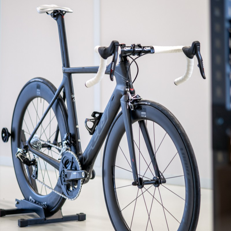 Felt AR Bike Owned by Ironman Champion Daniela Ryf