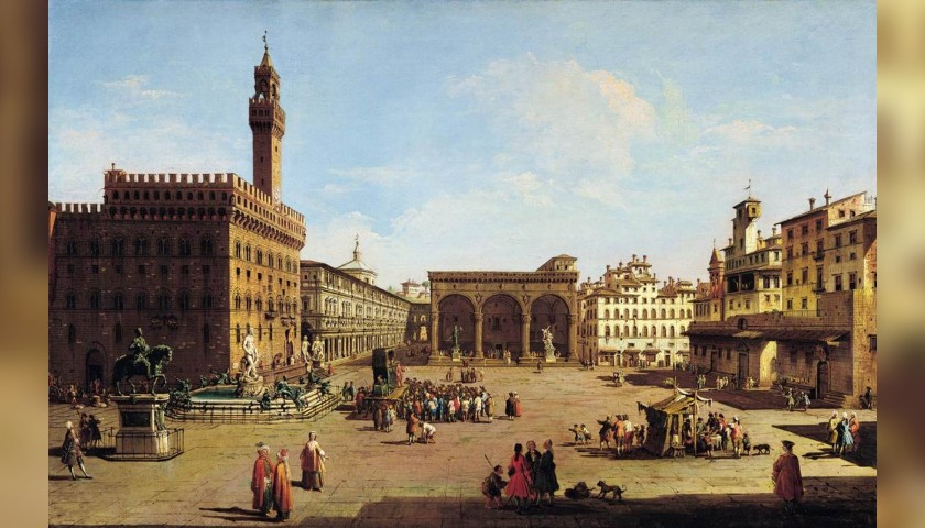 Dante's Florence - Private Guided Tour
