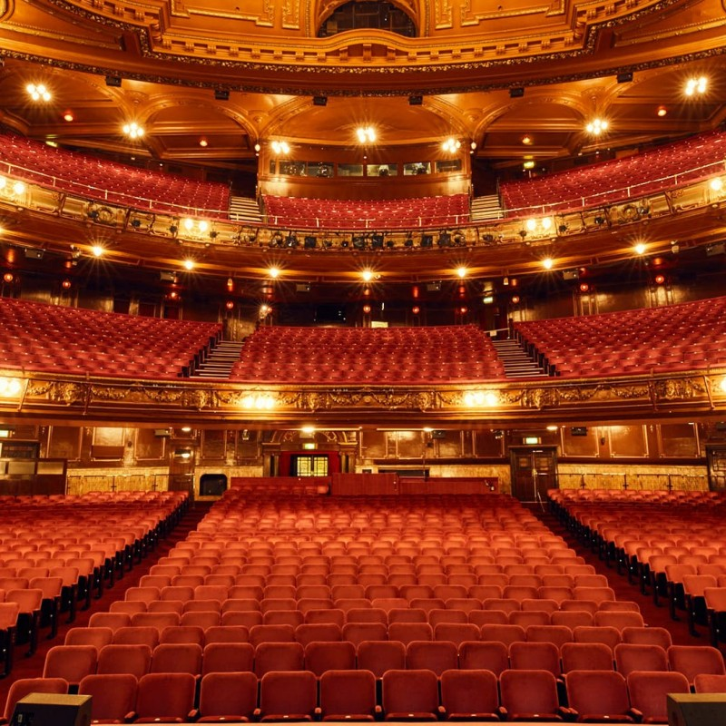 Two Theatre Tickets and Dinner in London's West End