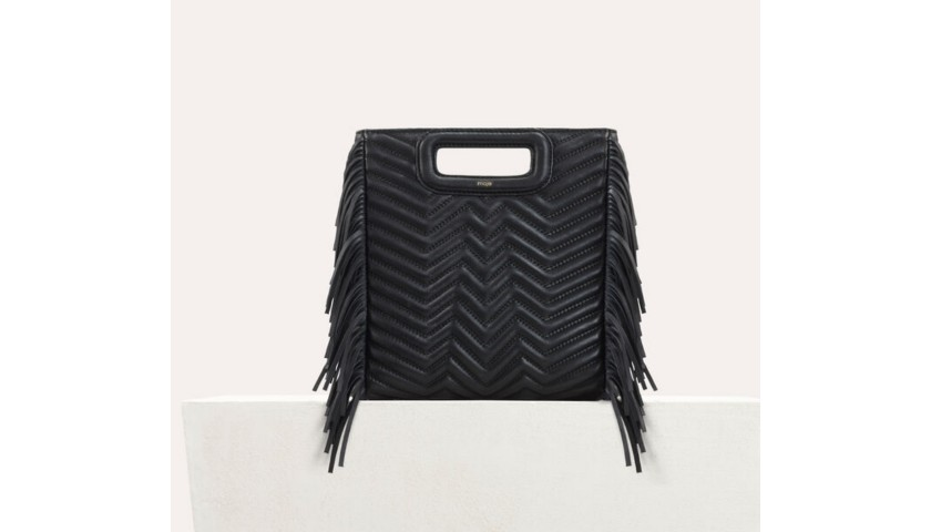 Maje Quilted Leather M Bag + Private Shopping Experience
