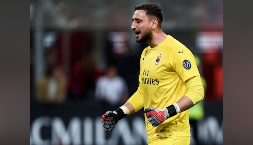 Adidas Boots Signed by Donnarumma
