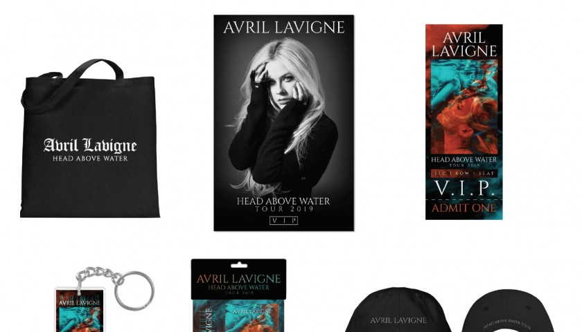 Front Row Seats for Avril Lavigne in Boston, MA