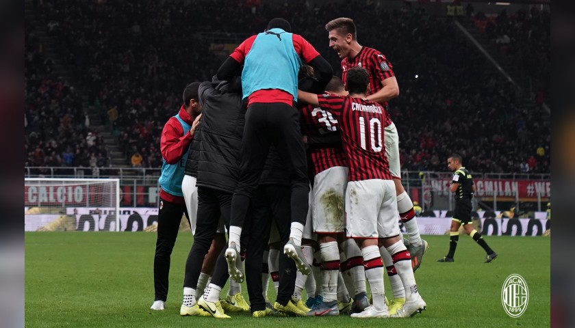 Enjoy an AC Milan VIP Experience at the Milan-Napoli Match