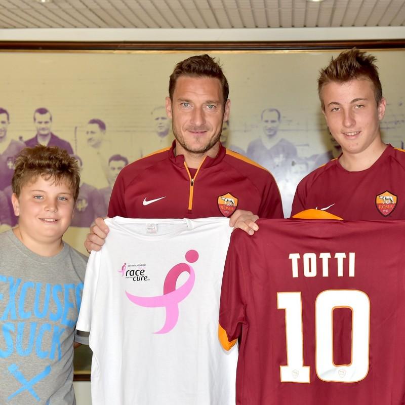 A Trip to Trigoria to Meet Francesco Totti