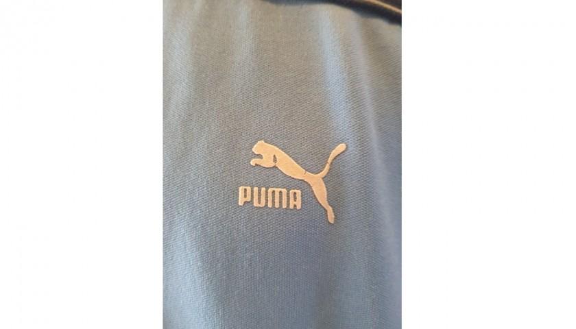 Puma Tracksuit Signed by Diego Armando Maradona