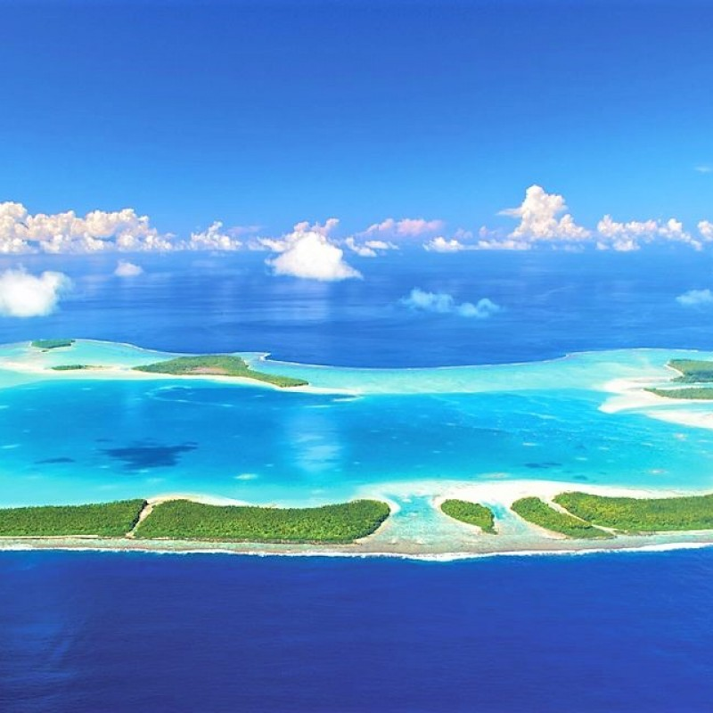 Luxury Vacation on Marlon Brando's Island Tetiaroa