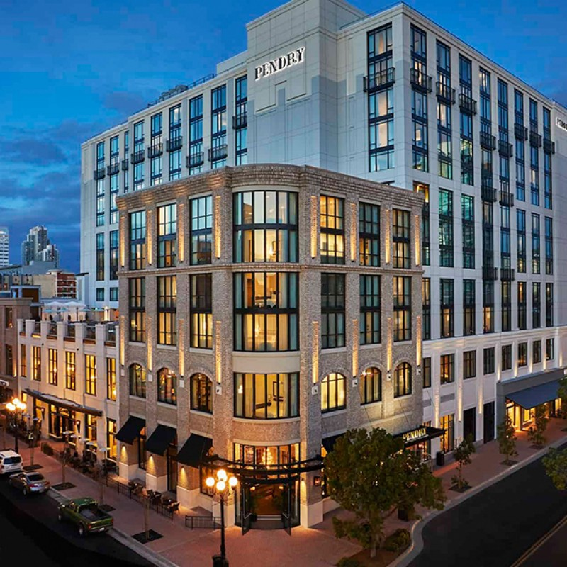 Pendry San Diego 3-Night Stay