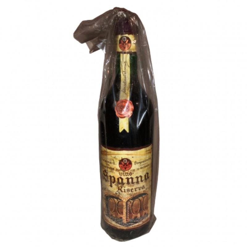Bottle of Spanna Riserva, 1958 - Valsesia