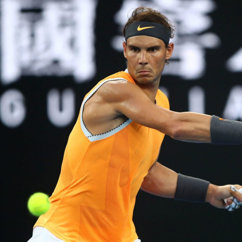 Meet Rafael Nadal at an Upcoming Tennis Match