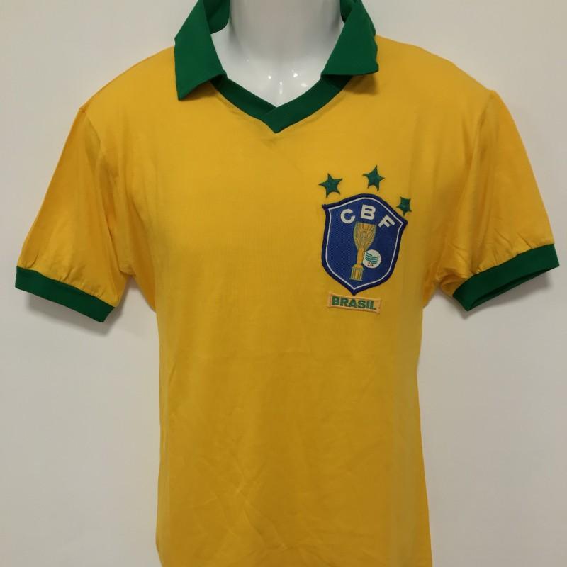 Brazil Match Shirt Shirt, '80