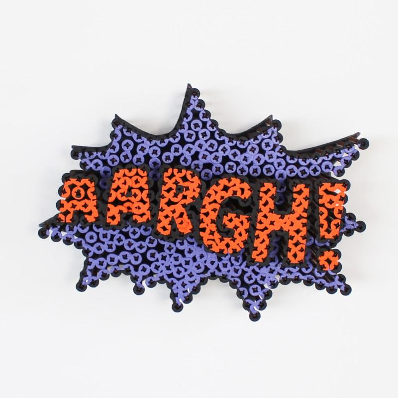 """""""Aargh!"""" by Alessandro Padovan"""