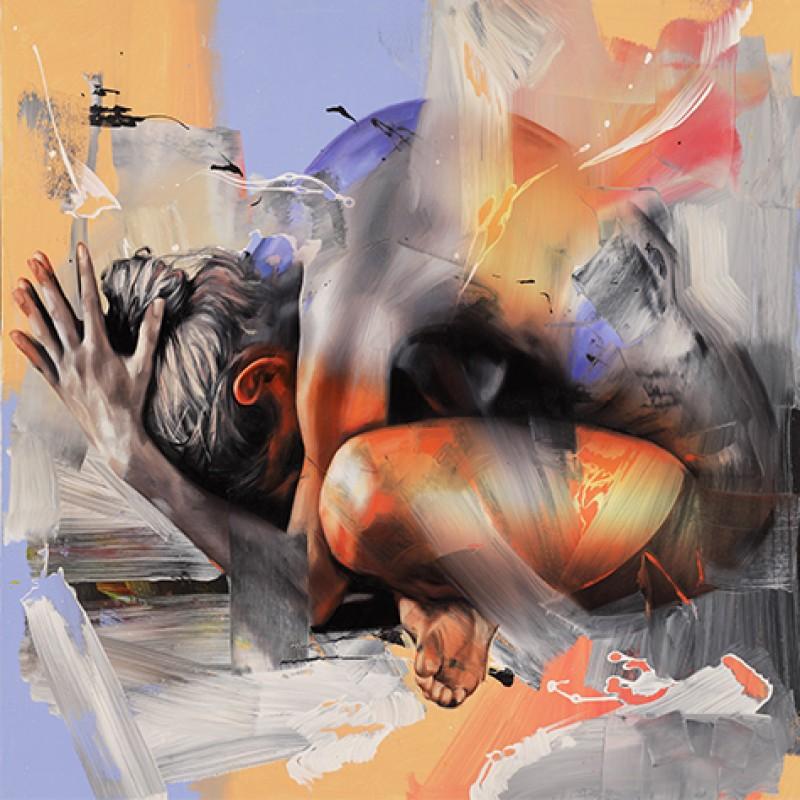 """Body Splash 14-1015"" by  Pier Toffoletti"