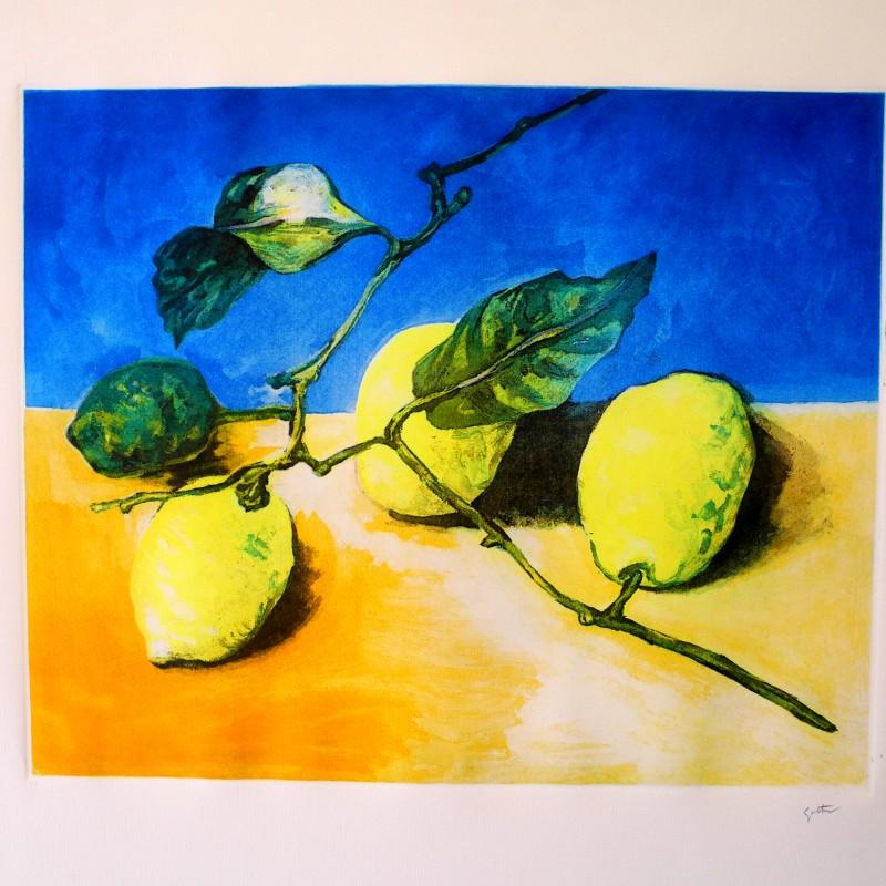"""""""Limoni"""" by Renato Guttuso"""