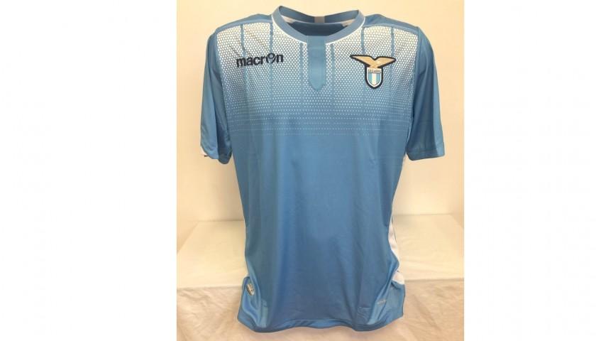Djordjevic's Lazio Match Shirt, 2015/16