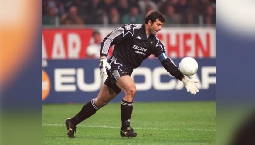 Peruzzi's Juventus Match Shirt, Champions League 1997/98