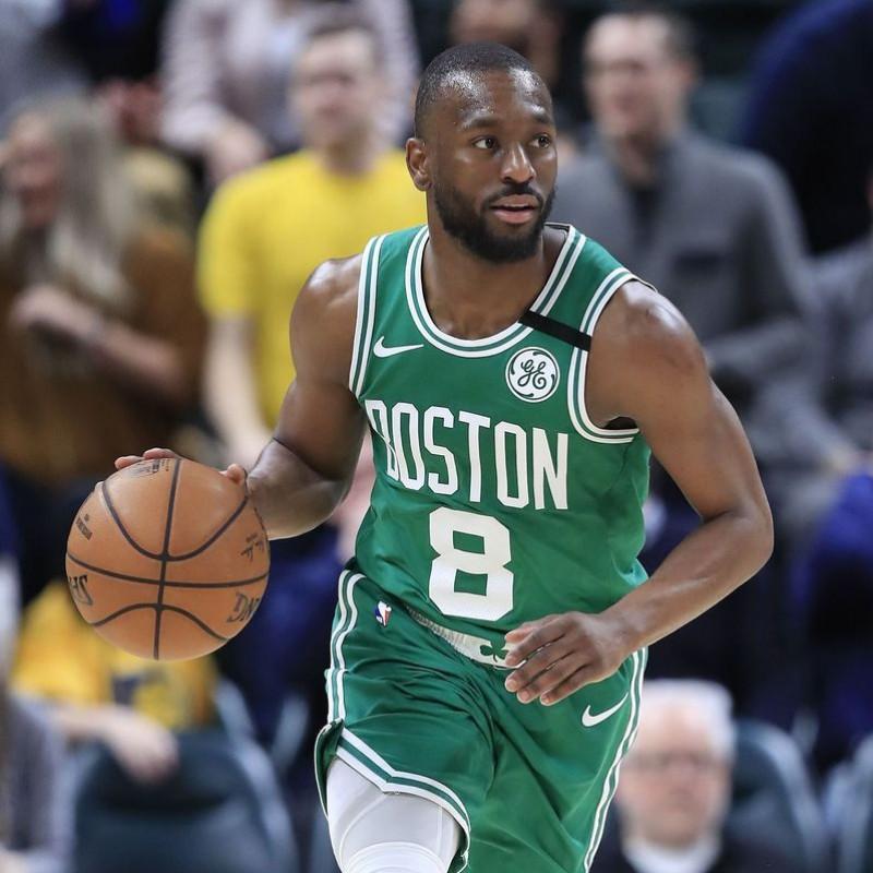 Walker's Official Boston Celtics Warriors Signed Jersey