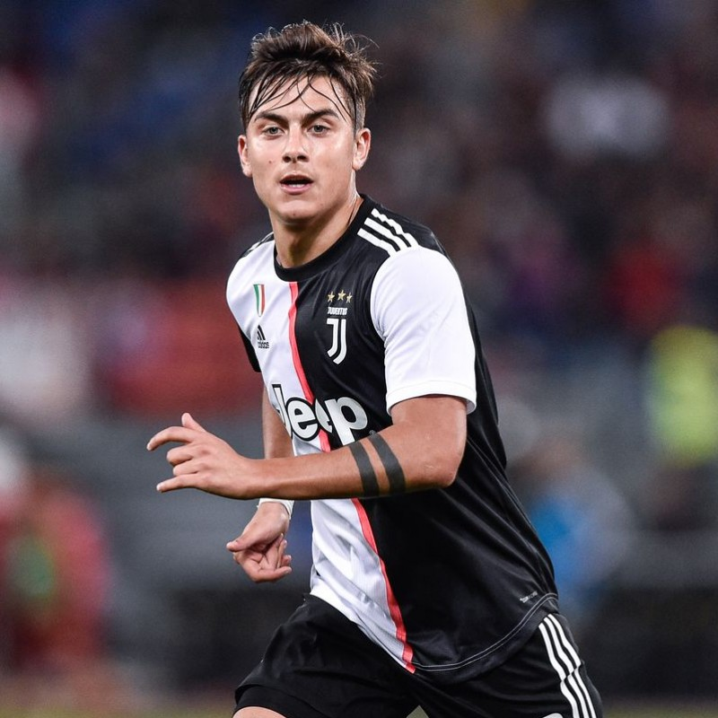 Adidas Copa Boots - Signed by Paulo Dybala