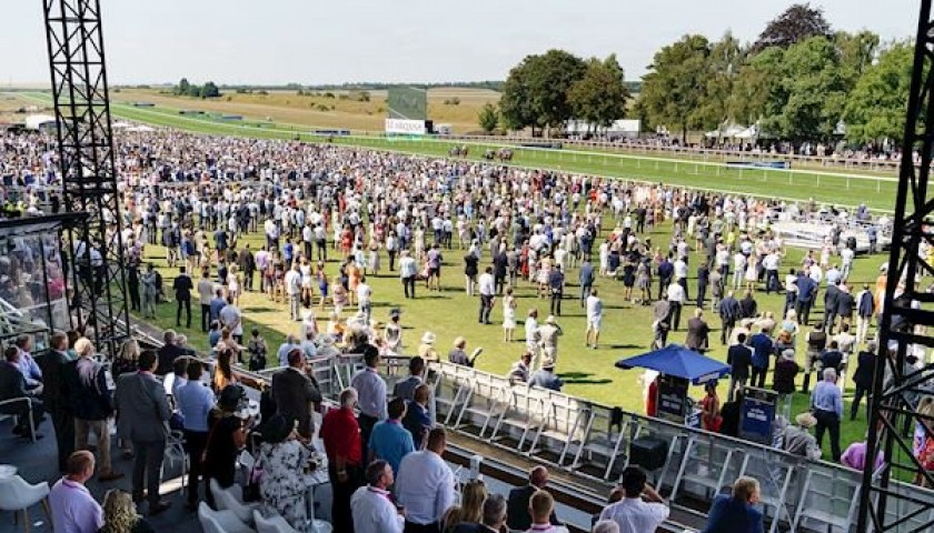 Jockey Club Newmarket VIP Experience for 4