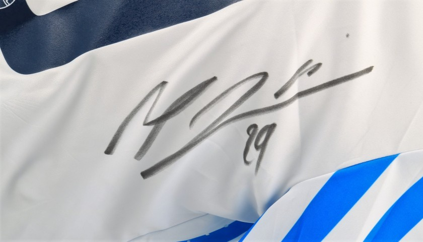 Lazzari's Official SPAL Signed Shirt, 2018/19