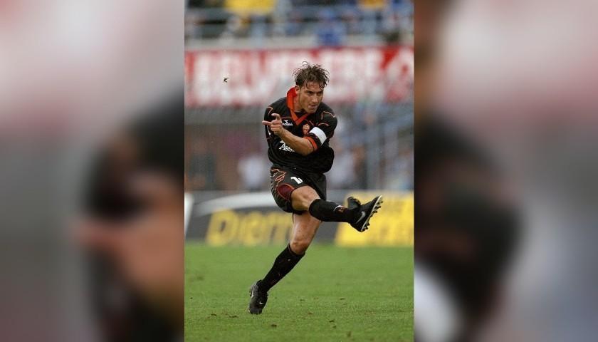 Totti's Roma Signed Match Shirt, 1999/00