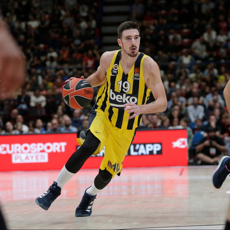 De Colo's Official Fenerbahce Signed Jersey, 2019/20