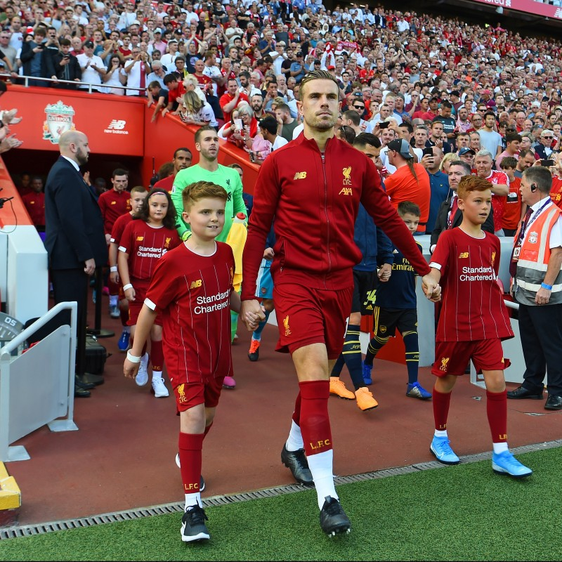 Liverpool FC Junior Player Buddy Experience