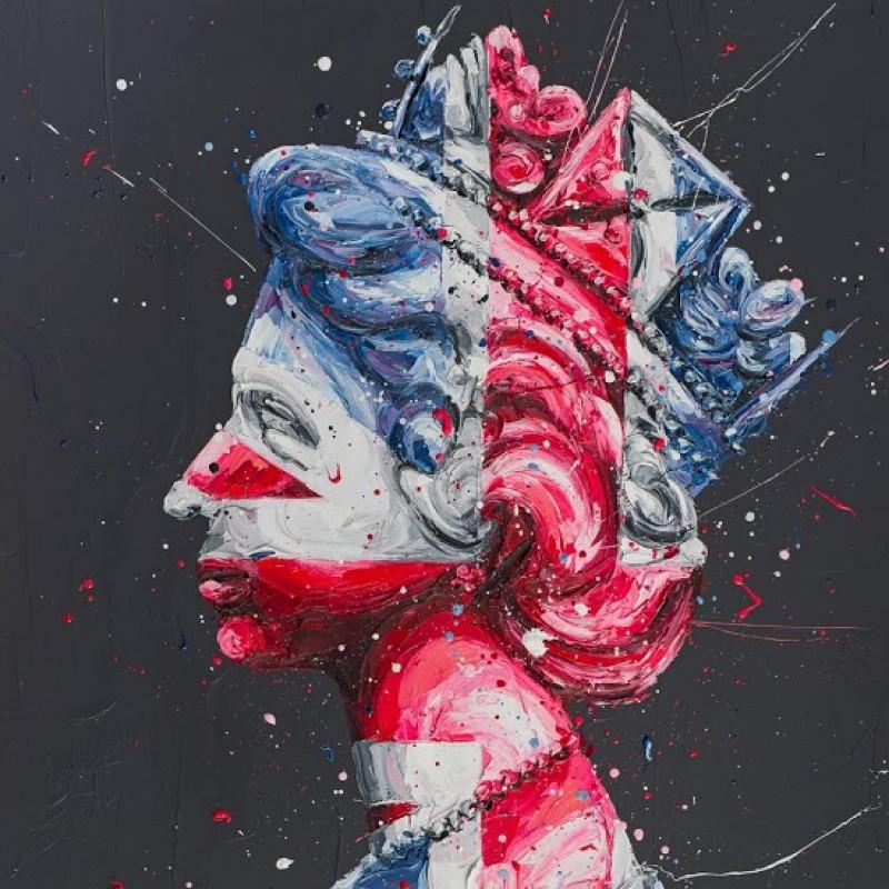 """""""Queen of Neon"""" by Paul Oz"""