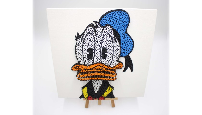 """Donald Duck"" by Alessandro Padovan"