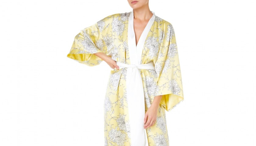The Kira Queenie Kimono by Olivia von Halle