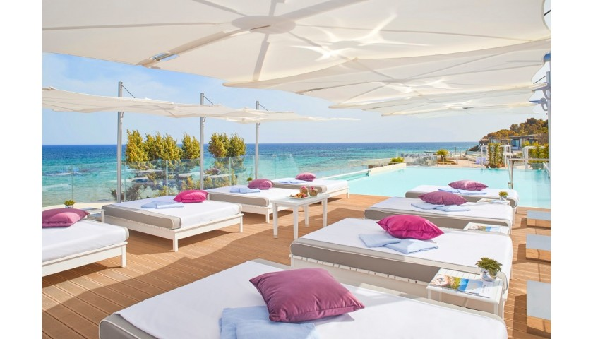 Enjoy a Three-Night Stay for Two at Forte Village Resort