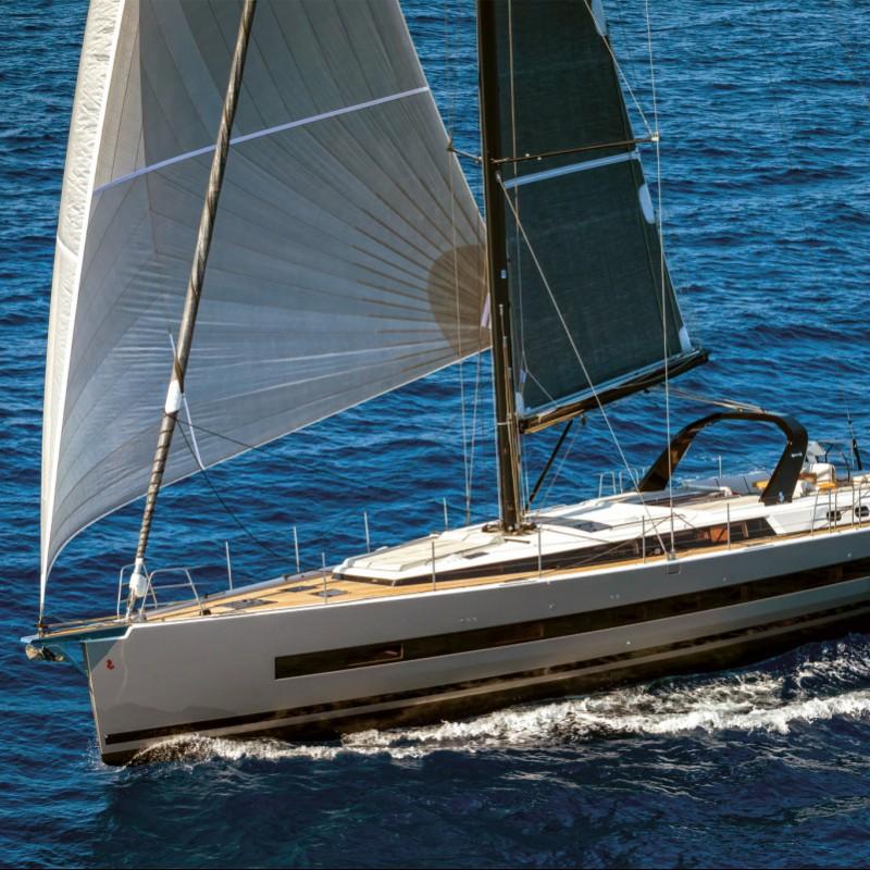 Giornata VIP a bordo di una barca a vela sul Solent in Inghilterra per 10 persone