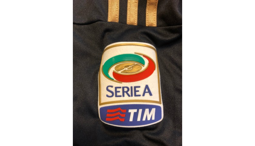 Poli's Official Milan Signed Shirt, 2013/14