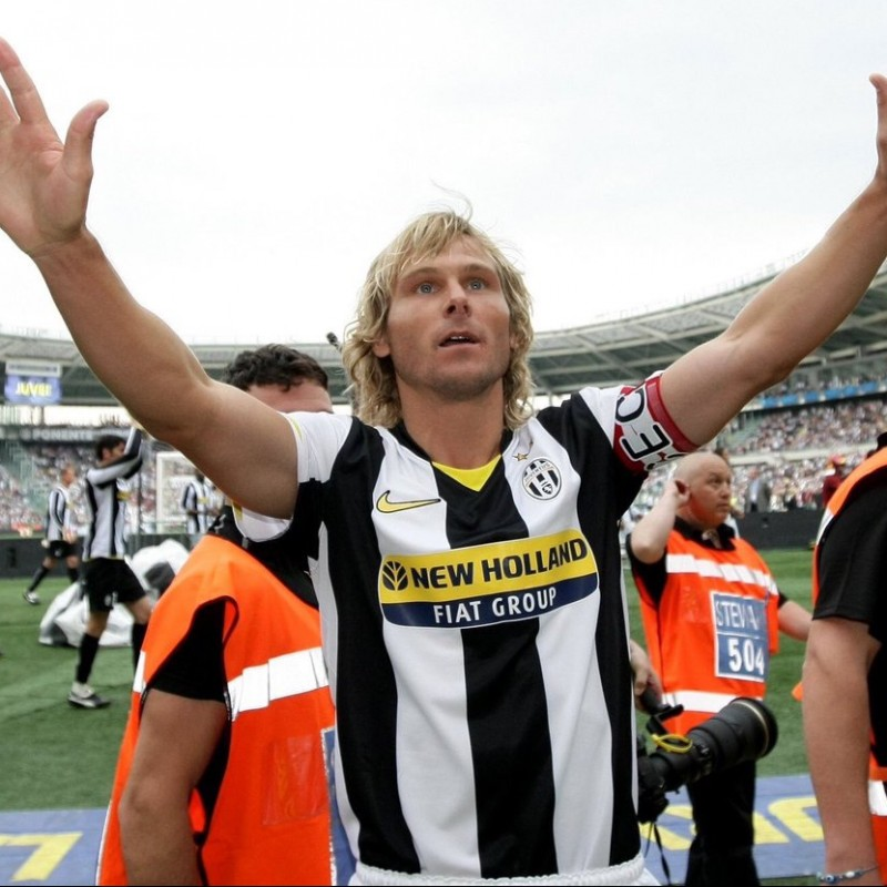 Captain's Match Armband - Pavel Nedved Last Match