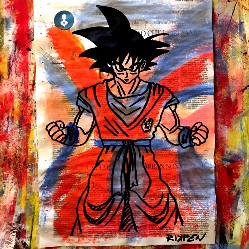 """""""Goku"""" Original Board by Riccardo Penati"""