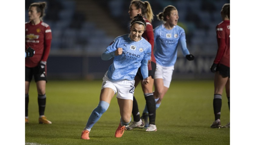 Win a Virtual Meet & Greet with Lucy Bronze