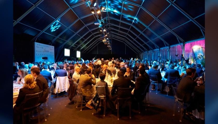 Meet De Vrij at the Premio Gentleman 2019 Awards + Receive his Inter Shirt