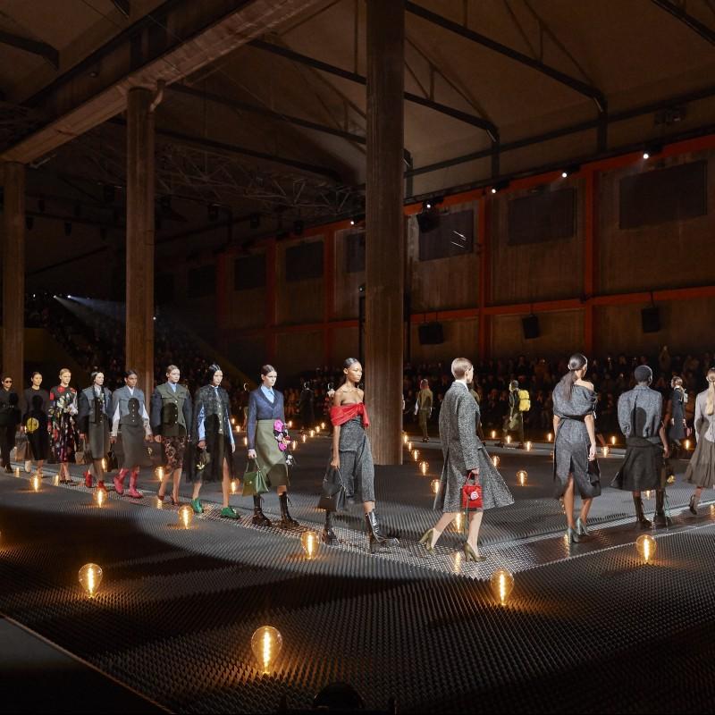 Attend the Prada Fashion Show F/W 2020