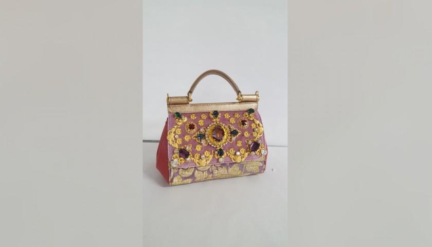 83d72b9711 Dolce   Gabbana Bag - CharityStars