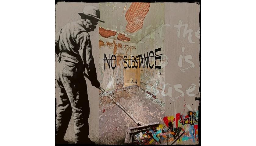 """""""Substance Banksy vs Rero"""" by Mr Ogart"""