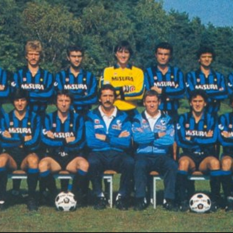 Serena's Inter Match Shirt, 1983/84 Season