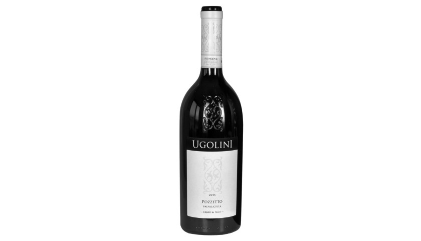 Three Bottles of Valpolicella from Cantina Ugolini