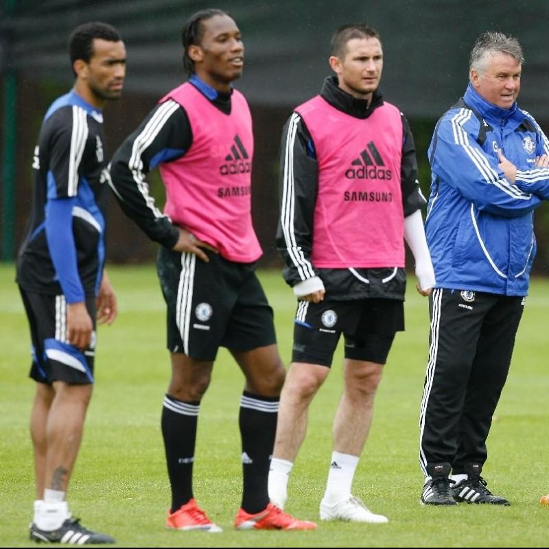 Canotta Training Chelsea FC
