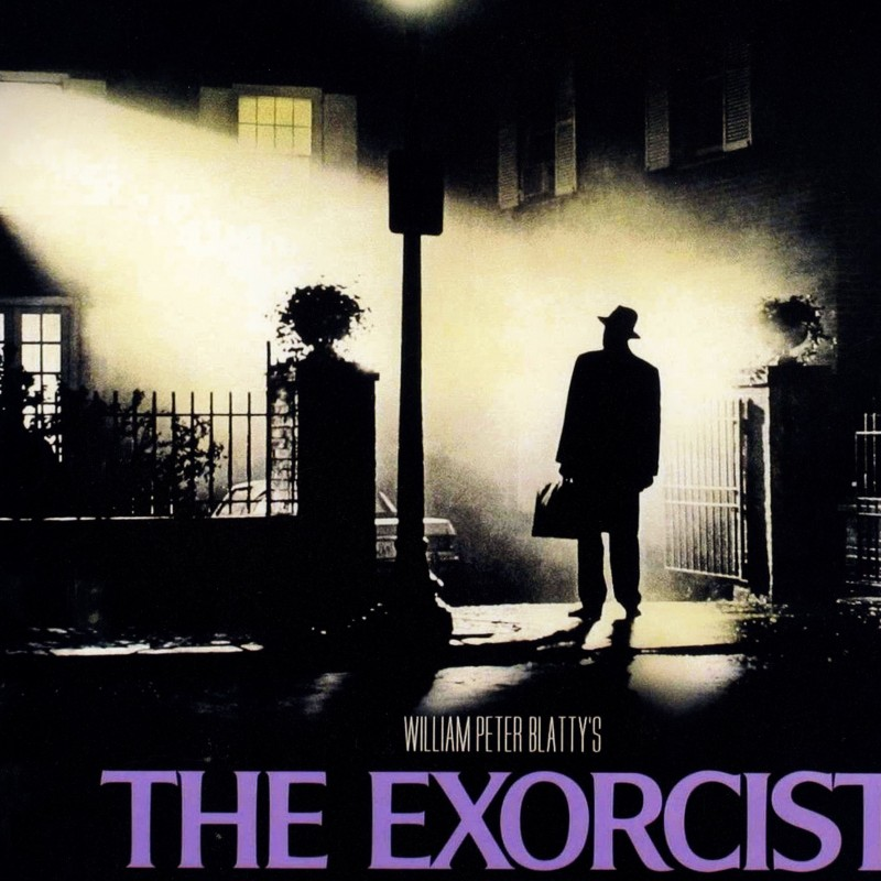 "Linda Blair Hand Signed ""The Exorcist"" Movie Poster"