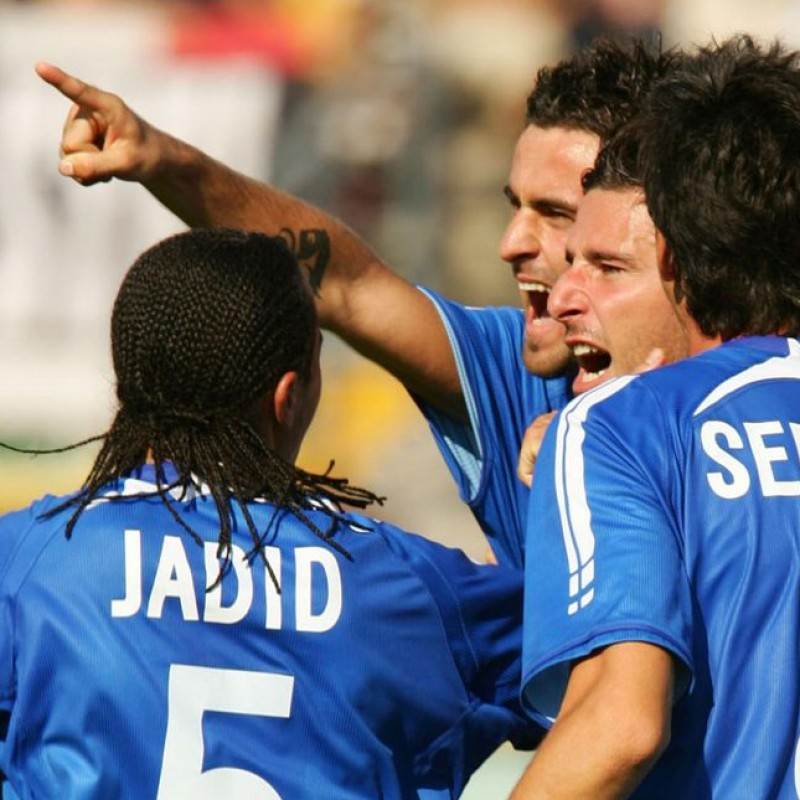 Jadid's Brescia Match Shirt, 2006/07