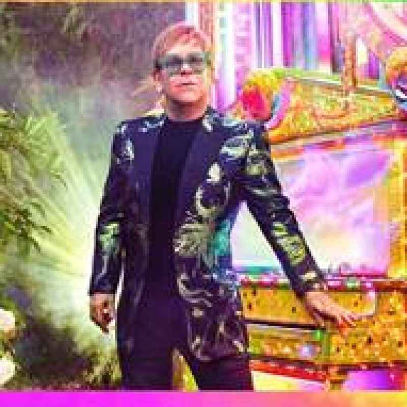 Sir Elton John's Final Tour, 'Live' in Concert in London for Two