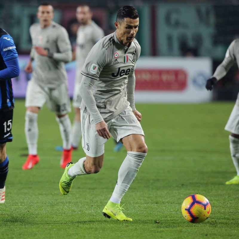 Ronaldo's Official Juventus 2018/19 Signed Shirt