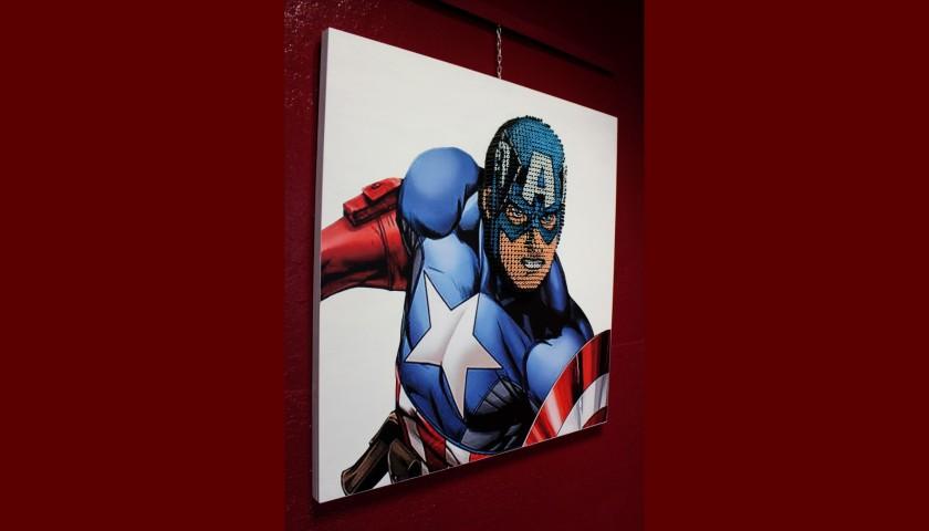 """Capitan America"" by Alessandro Padovan"